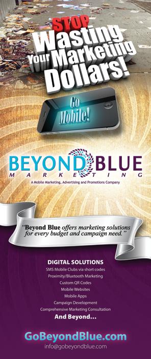 Beyond Blue Poster