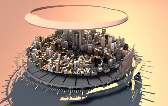 City HUD Concept