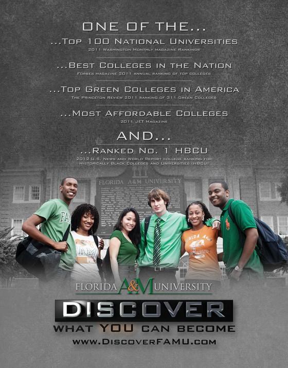 Discover FAMU AD