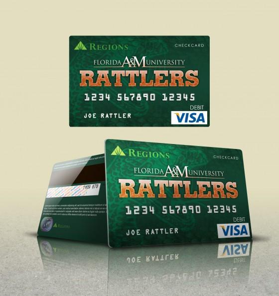 Rattler Debit Card