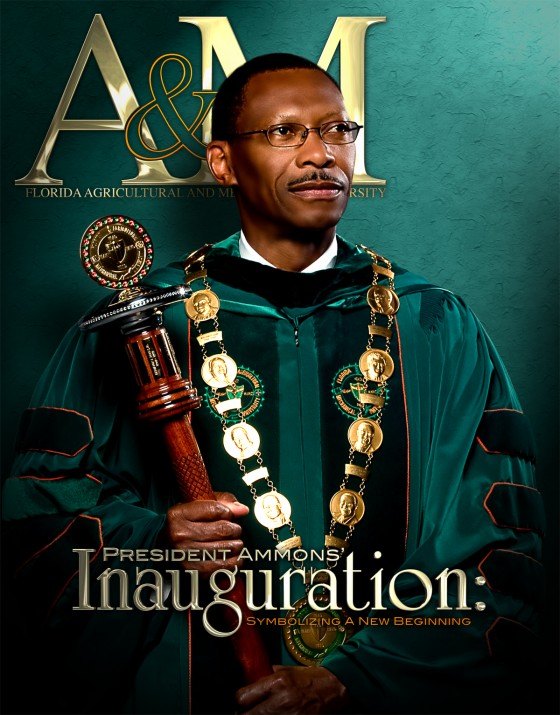 Spring 2009 A&M Cover