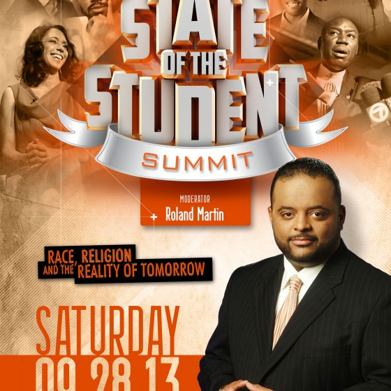 State of the Black Student Summit Poster